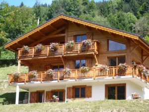 Stunning chalet for sale in La Chapelle d'Abondance