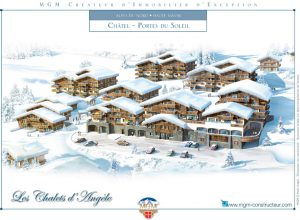 Luxury MGM Apartments in Chatel
