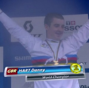 Danny Hart World Champion 2011