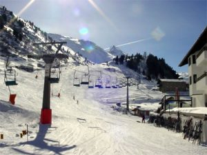Obergurgl Austria